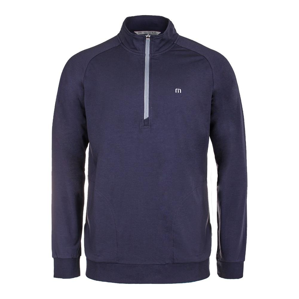 NEW Travis Mathew Strange Love Blue Nights Jacket/Pullover Men's Medium (M) by TRAVISMATHEW
