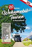 die 20 besten wohnmobil touren in deutschland band 1. Black Bedroom Furniture Sets. Home Design Ideas