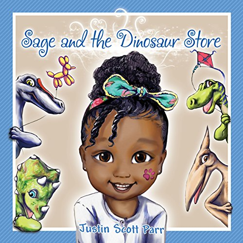Sage and the Dinosaur Store - Justin Girl Store