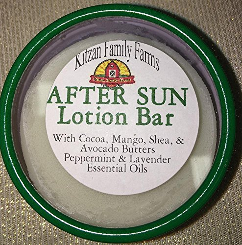 Sun Farms - After Sun and Wind Natural Lotion Bars