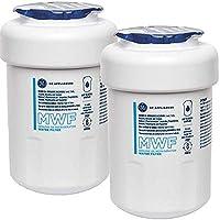 MWF Water Filter Replacement. Compatible Models: MWF, MWFA, MWFP, MWFAP, MWFINT, GWF, GWFA, HWF, HWFA, HDX FMG-1, SmartWater (Pack of 2)