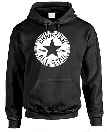 6786ade79c7 LSA Apparel - Christian All Star - Mens Pullover Hoodie