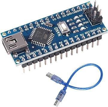 Mini//Micro USB Type-C Nano V3.0 ATmega328 Micro-Controller CH340G for Arduino