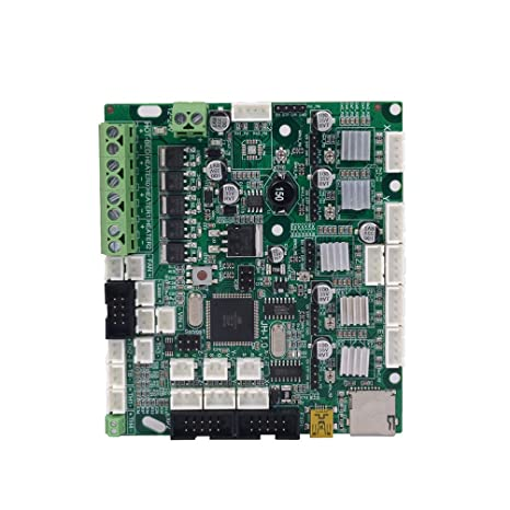 ULTECHNOVO Mute Placa Base Universal 3D Accesorio de Impresora ...