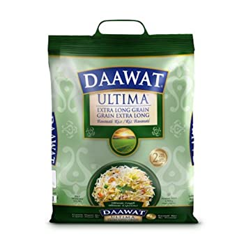 Daawat Ultima Extra Long Basmati Rice