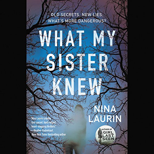 What My Sister Knew Nina Laurin