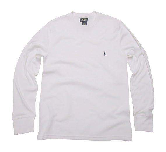 Polo Ralph Lauren Men s Long-sleeved T-shirt Sleepwear   Thermal at ... ea0077668f45