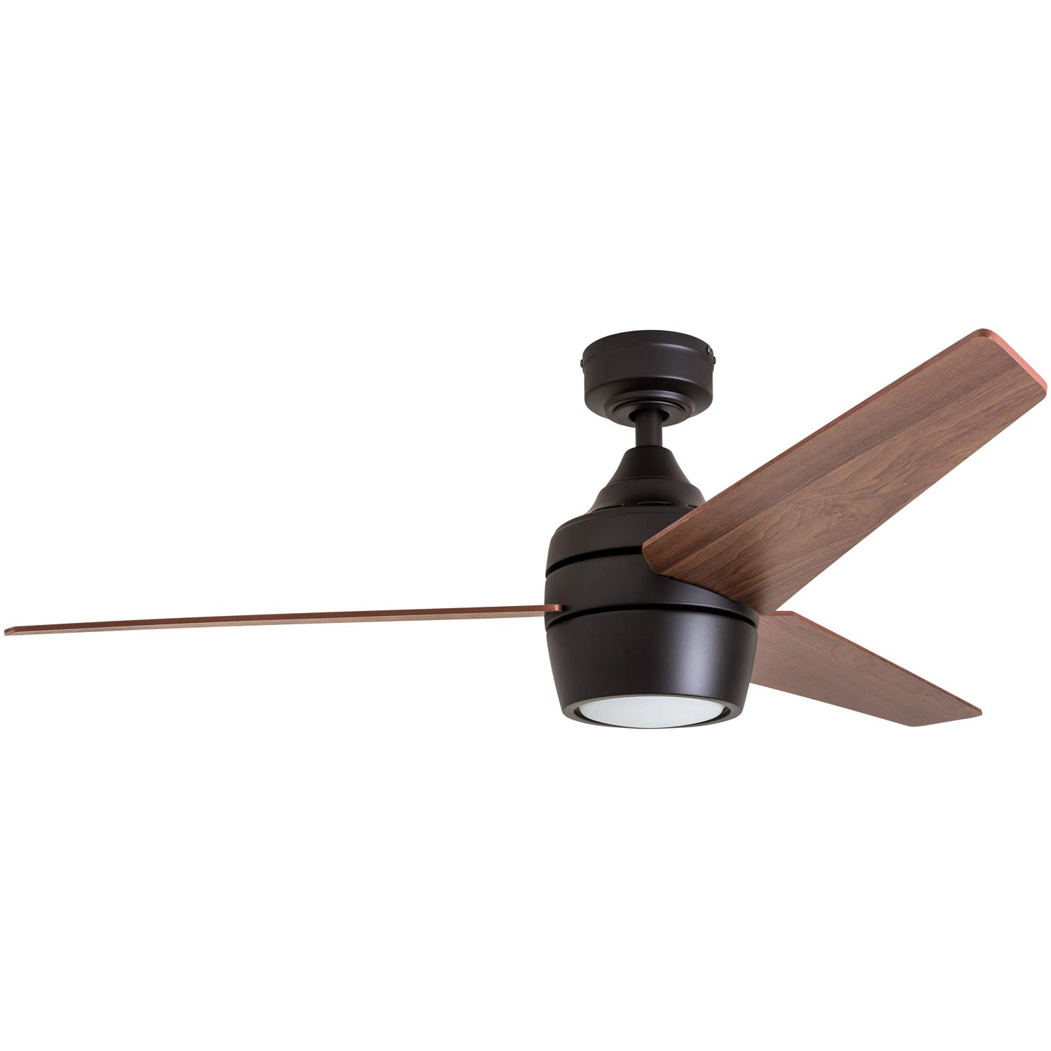 Honeywell 50603 Eamon Modern Ceiling Fan with Remote Control, 52'', Bronze
