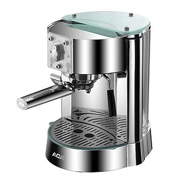Amazon.com: Cafetera de 15 bares a presión, máquina de café ...