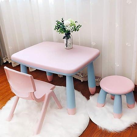 Folding table and chair Juego De Mesa Y Silla para NiñOs, 1 Mesa ...