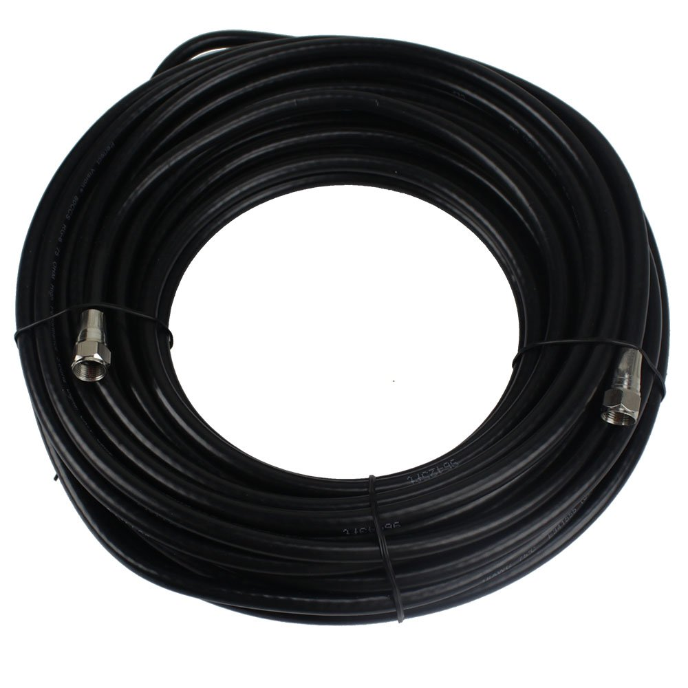 Perfect Vision 36012 50 FT coaxial Jumper Cable Negro, 036012: Amazon.es: Iluminación