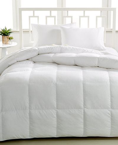 Macy's Hotel Collection King Down Alternative Comforter