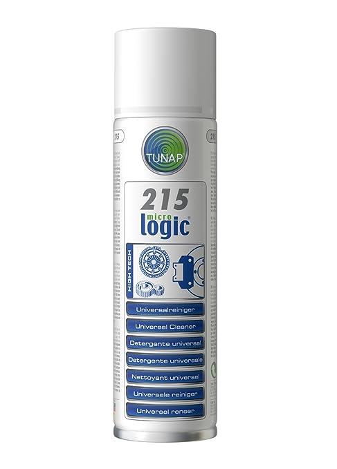 Tunap 215- Limpiador universal de freno y embrague de aleación, resistente