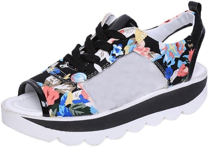 ELECTRI Chaussures Semelles CompenséEs Ado Fille