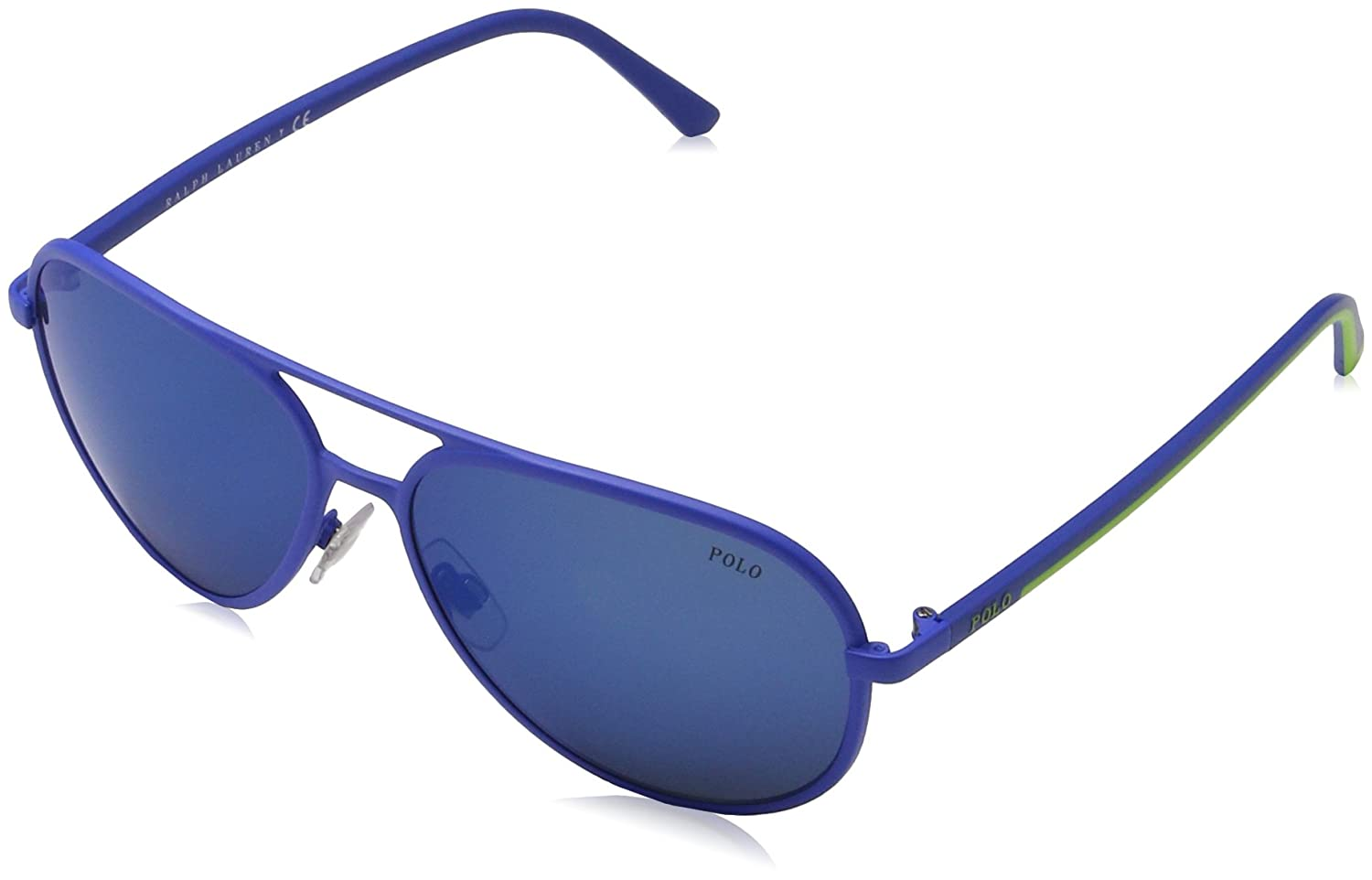 Ralph Lauren POLO 0PH3102 Gafas de sol, Matte Royal Blue, 59 para ...