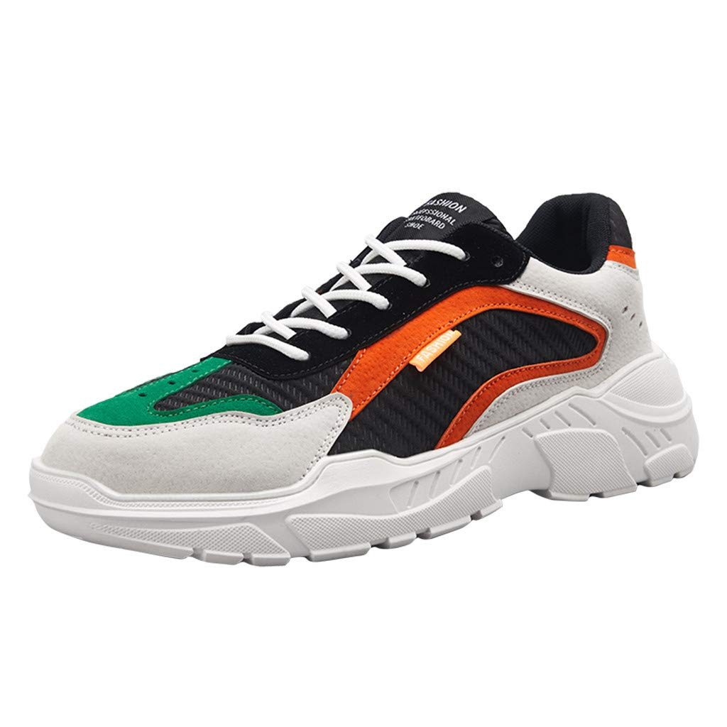 Men's Casual Running Sport Shoes Tennis Casual Outdoor Walking Athletic Fitness Casual Comfort Training Shoe Sneakers