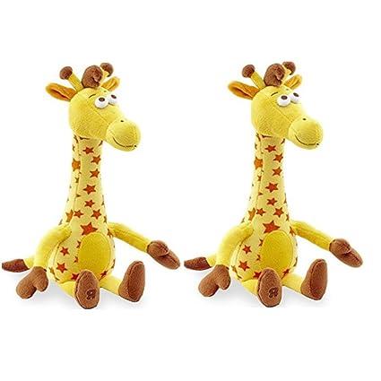 Amazon Com Toys R Us Geoffrey The Giraffe 17 Inch Plush Toy Pack