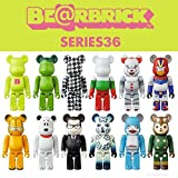 Bearbrick Series 36 Single Blind Box by Medicom Toy - ONE Box