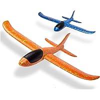 TATAFUN Planos de Espuma, 2 Pcs Avión Planeador