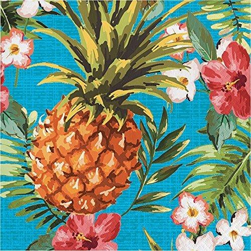 Aloha Party Bundle Dinner Napkins (54) Package