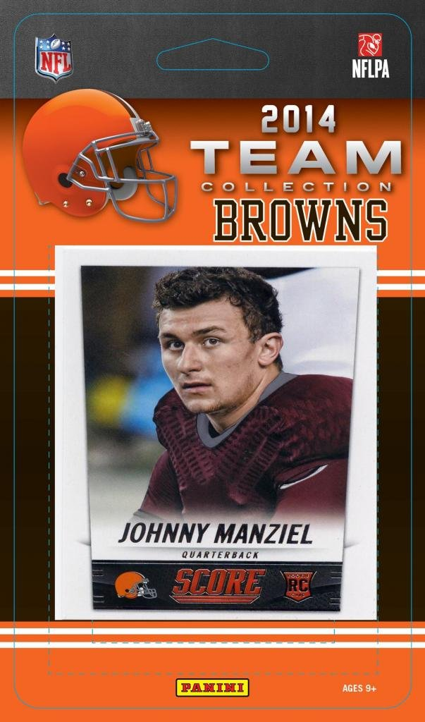 Cleveland Browns 2014 Score NFL Football Factory