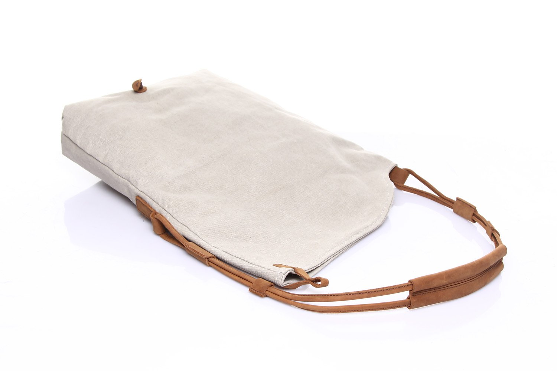 Color : Brown, Size : M Mens Messenger Bag Retro Canvas Bag Shoulder Crazy Horseskin Mens Bag Art Trend Unisex