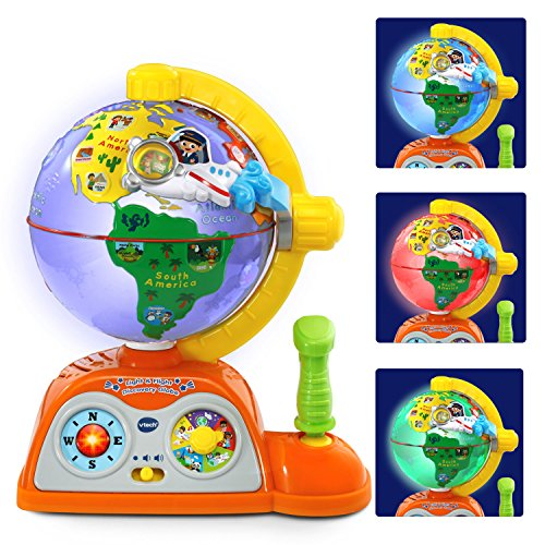 VTech Light and Flight Discovery Globe - Online Exclusive