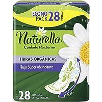 Naturella Toalla Femenina Nocturna, 28 un
