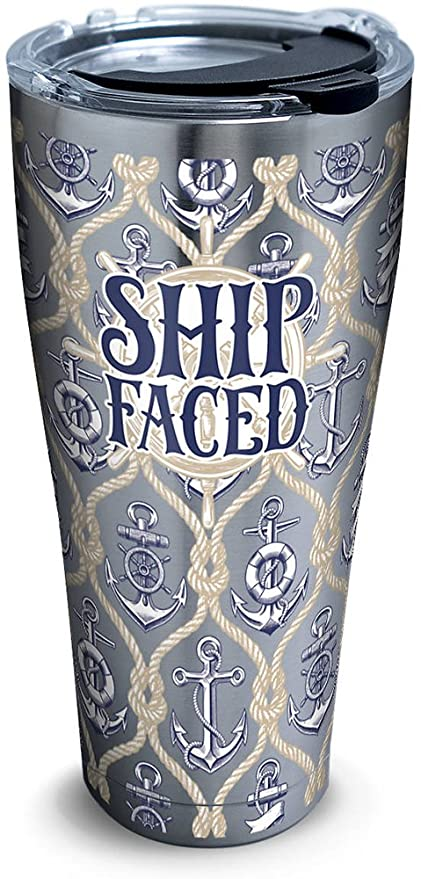 Amazon.com: Tervis 1289341 vaso, 30 oz, acero inoxidable ...