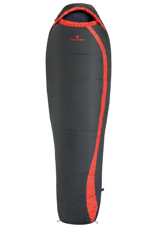 Ferrino Nightec 300 rechter Verschluss Kunstfaser bis -15°C mit 2 Reißverschlüsse 1250g Gewicht