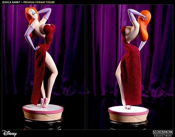 Who Framed Roger Rabbit Jessica Rabbit Premium Format Figure ...