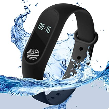 Welrock M2 Band & M3 Smart Band Wireless Sweatproof V4 4| Fitness  Band|Activity Tracker|All Android Device & iOS Device_M2 Band