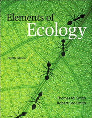 Elements Of Ecology Smith Ebook