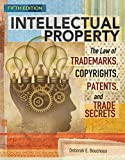 img - for Intellectual Property: The Law of Trademarks, Copyrights, Patents, and Trade Secrets (MindTap Course List) book / textbook / text book
