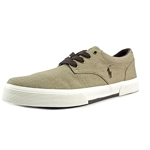 Polo Ralph LaurenFelton - Zapatos con Cordones Hombre, Color Beige ...