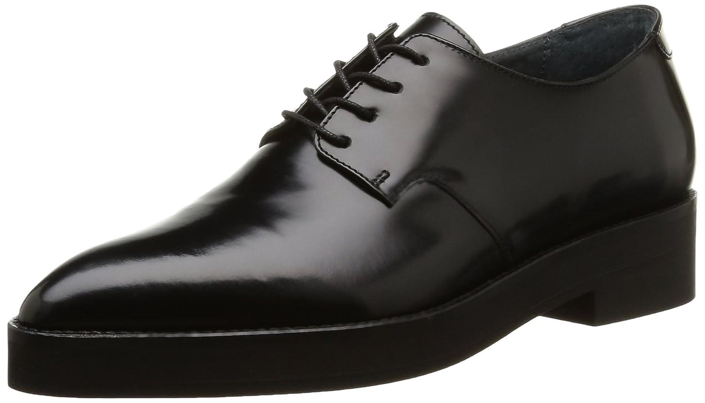 Jonak 264-Dusse - Zapatos de Cordones Mujer 37 EU Negro - Noir (Polido/Noir)