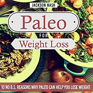 Paleo for Weight Loss Audiobook