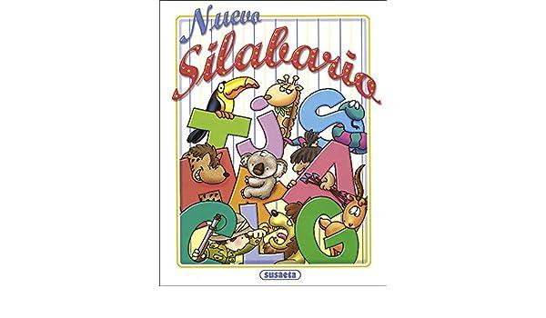 Nuevo Silabario. Ref. 222-999: Equipo Susaeta: 9788430512423 ...