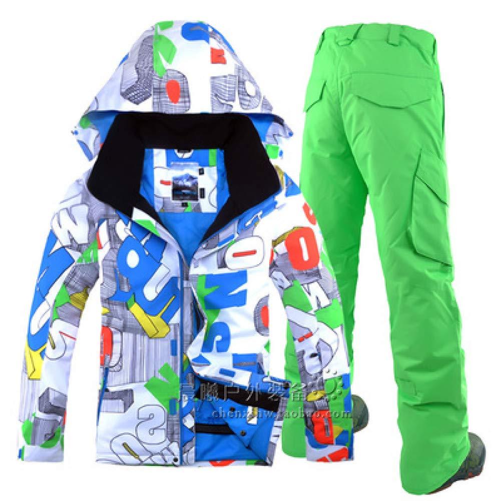 KUNHAN Abbigliamento da sci sci sci per uomo Piastra Doppia da Uomo Impermeabile da Snowboard, da Uomo, da Sci, da Snowboard, da UomoB07MMCWYXZS A4 | Alta sicurezza  | In Linea  | Special Compro  | Ordine economico  | una grande varietà  | Qualità e quantità 5da1d0