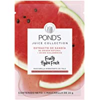 POND'S Cuidado Facial Fruity Hydra Fresh Sandía, Mascarilla, 26 G