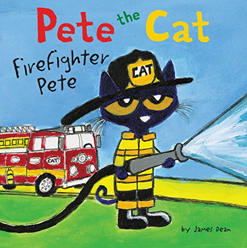Party Station Halloween Costumes (Pete the Cat: Firefighter)