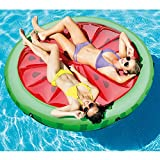 "Intex Watermelon, Inflatable Island, 72"" X 9"""
