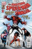 new avengers 39 - Amazing Spider-man Annual (2012) #39 VF New Avengers Appearance