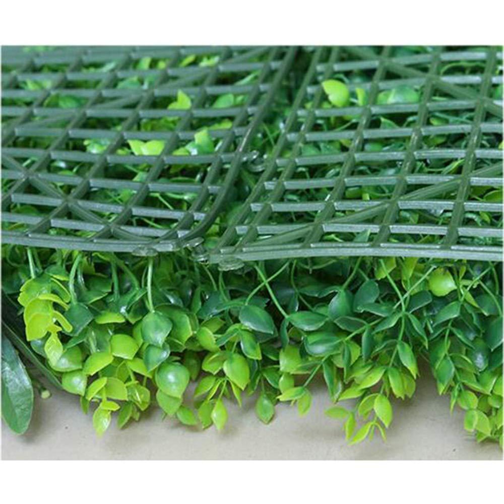 Backgrounds Xiaolin Kunstliche Hecken Pflanzen Panels Grun Zaun