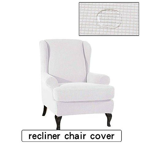 Stupendous Amazon Com Maiyu My Waterproof Wing Chair Slipcovers Uwap Interior Chair Design Uwaporg