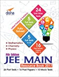 JEE Main 2017 Resource Book (Solved 2002 - 2016 Papers + 24 Part Tests + 10 Mock Tests) with CD