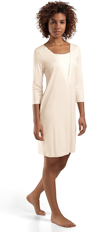 Hanro Womens Viola 3//4 Sleeve Gown 76123