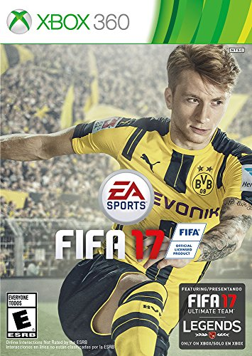 FIFA 17 - Xbox 360 (Fifa Games For Xbox 360 Used)
