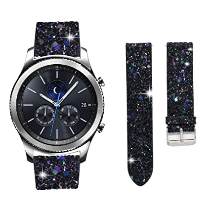 Amazon.com: Compatible con Samsung Galaxy Watch 1.654 in ...