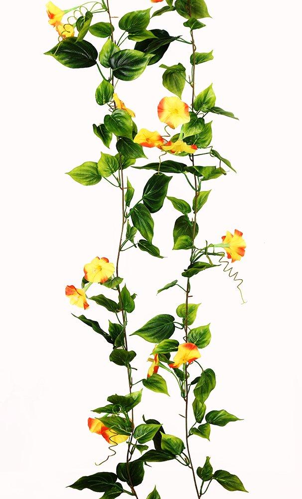 Yatim-2PCS13FT-Artificial-Flowers-Ivy-Vines-Leaf-Garland-Plants-for-Hotel-Wedding-Arch-Home-Party-Garden-Craft-Art-Decor-Sunred